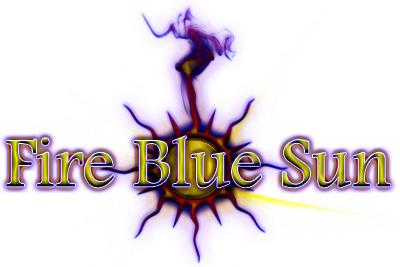 Fire Blue Sun